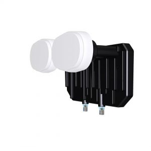 Inverto Monoblock Twin 4-Feed LNB