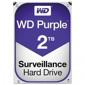 WD Purple 2TB WD20PURZ